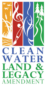 This program is supported in part by a grant from the Clean Water, Land and Legacy Amendment
