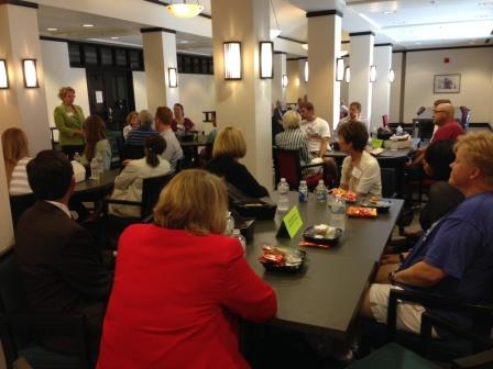 Update 2015 Lunch with Judges 2